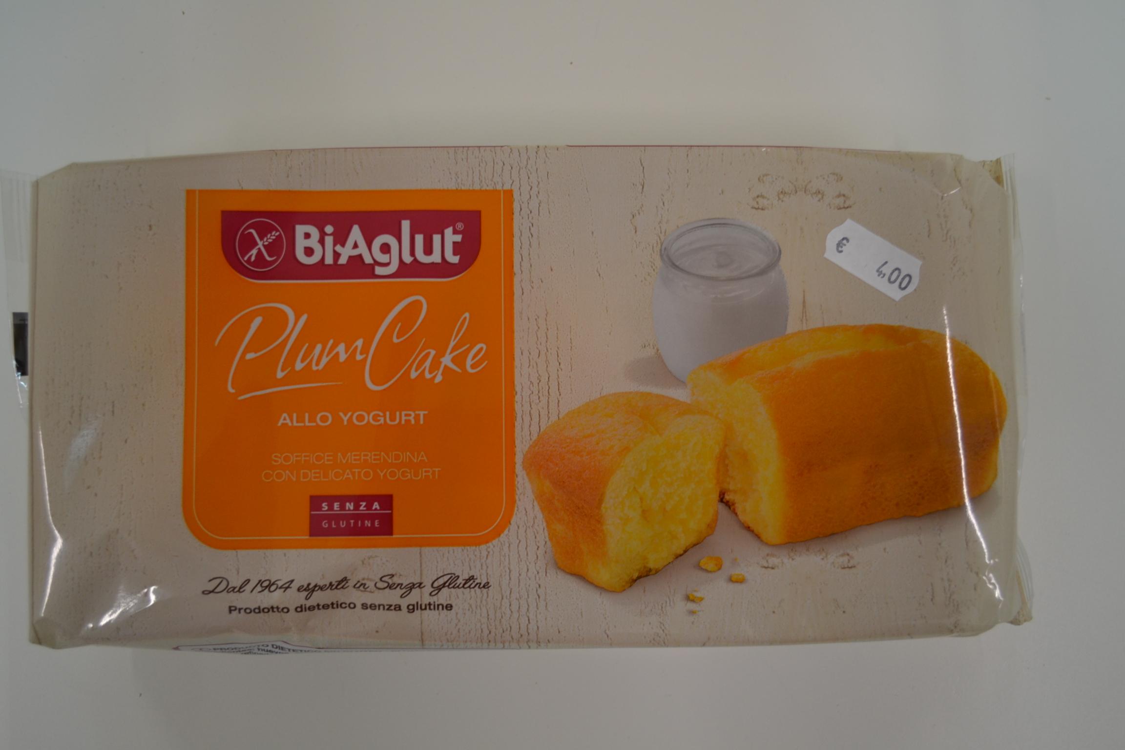 Plum Cake allo yogurt BIAGLUT