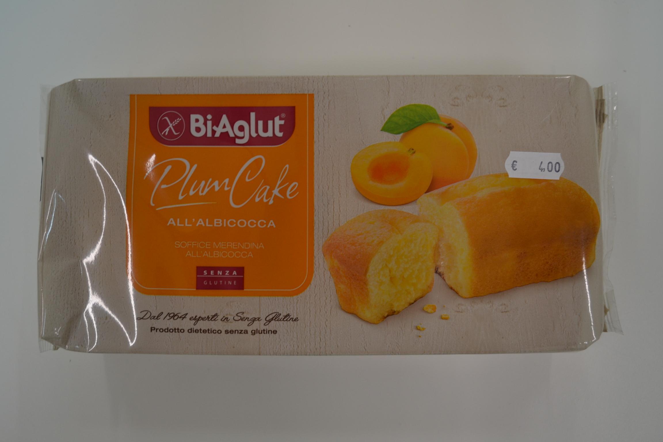 Plum Cake all'albicocca BIAGLUT