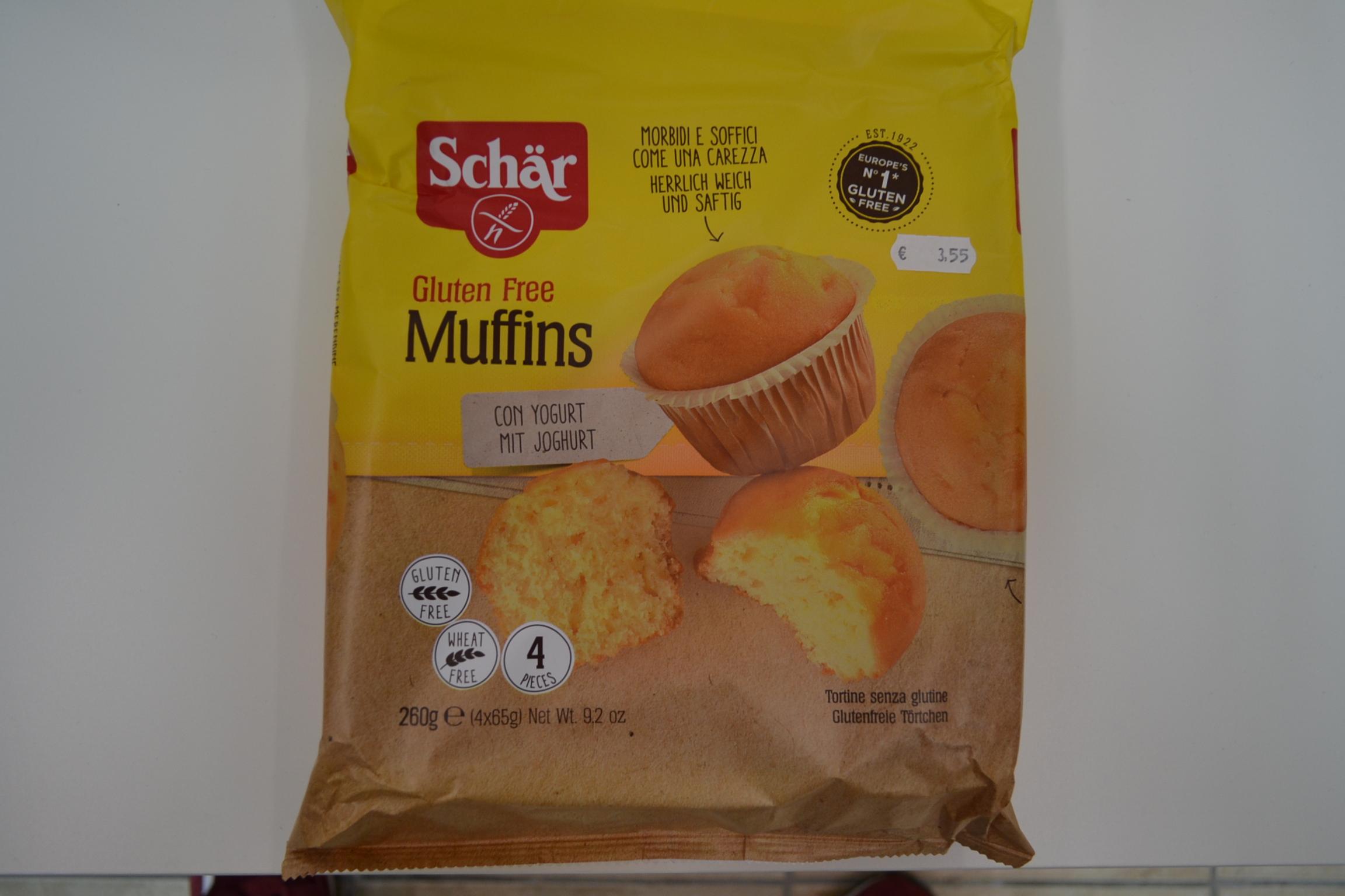Muffins SCHAR