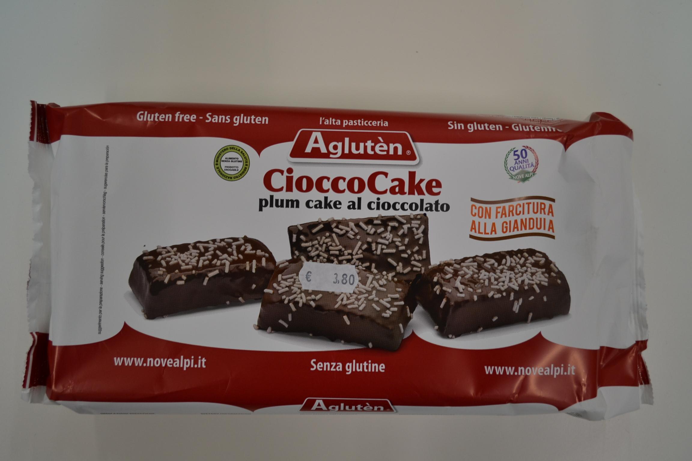 Ciocco Cake AGLUTEN