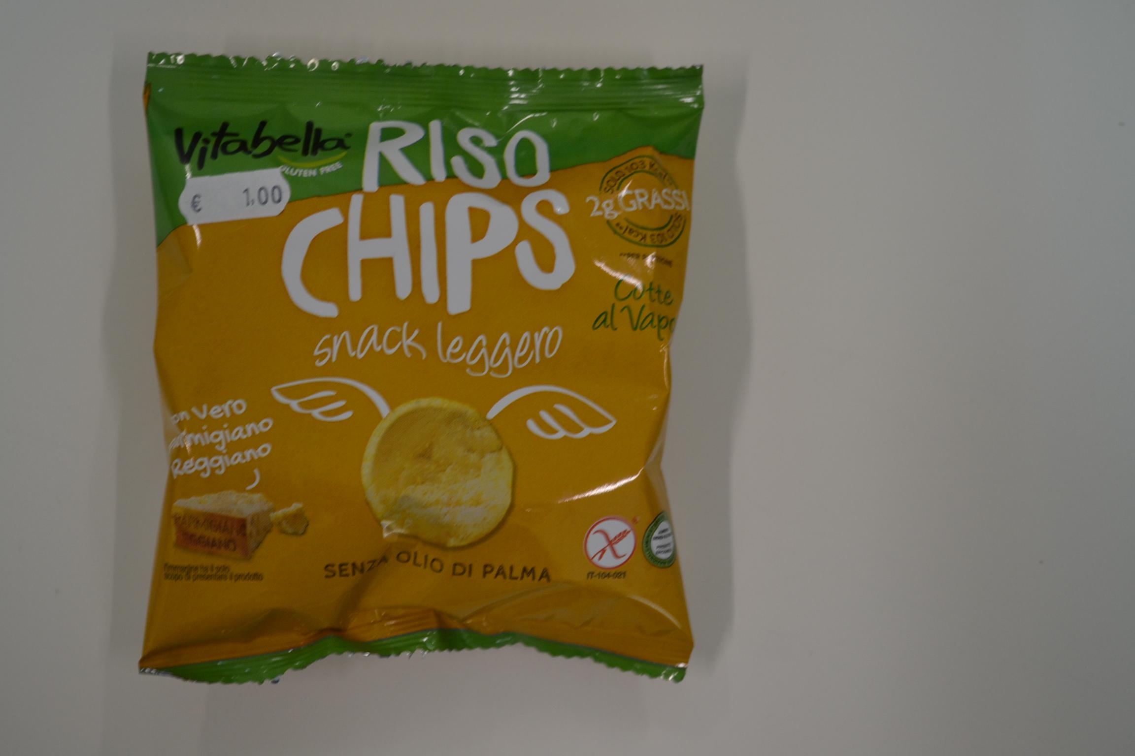 Riso chips  VITABELLA