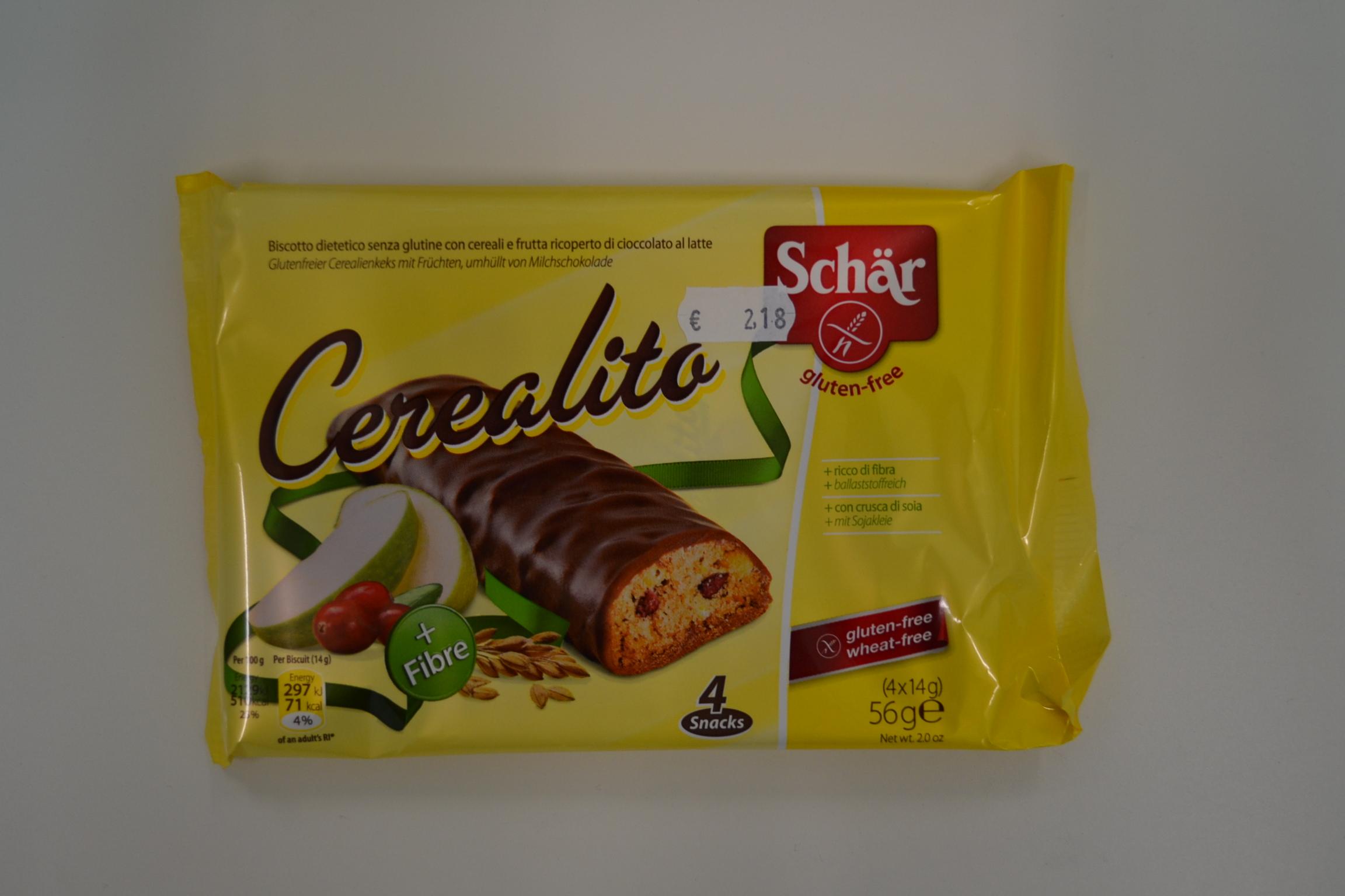 Cerealito SCHAR