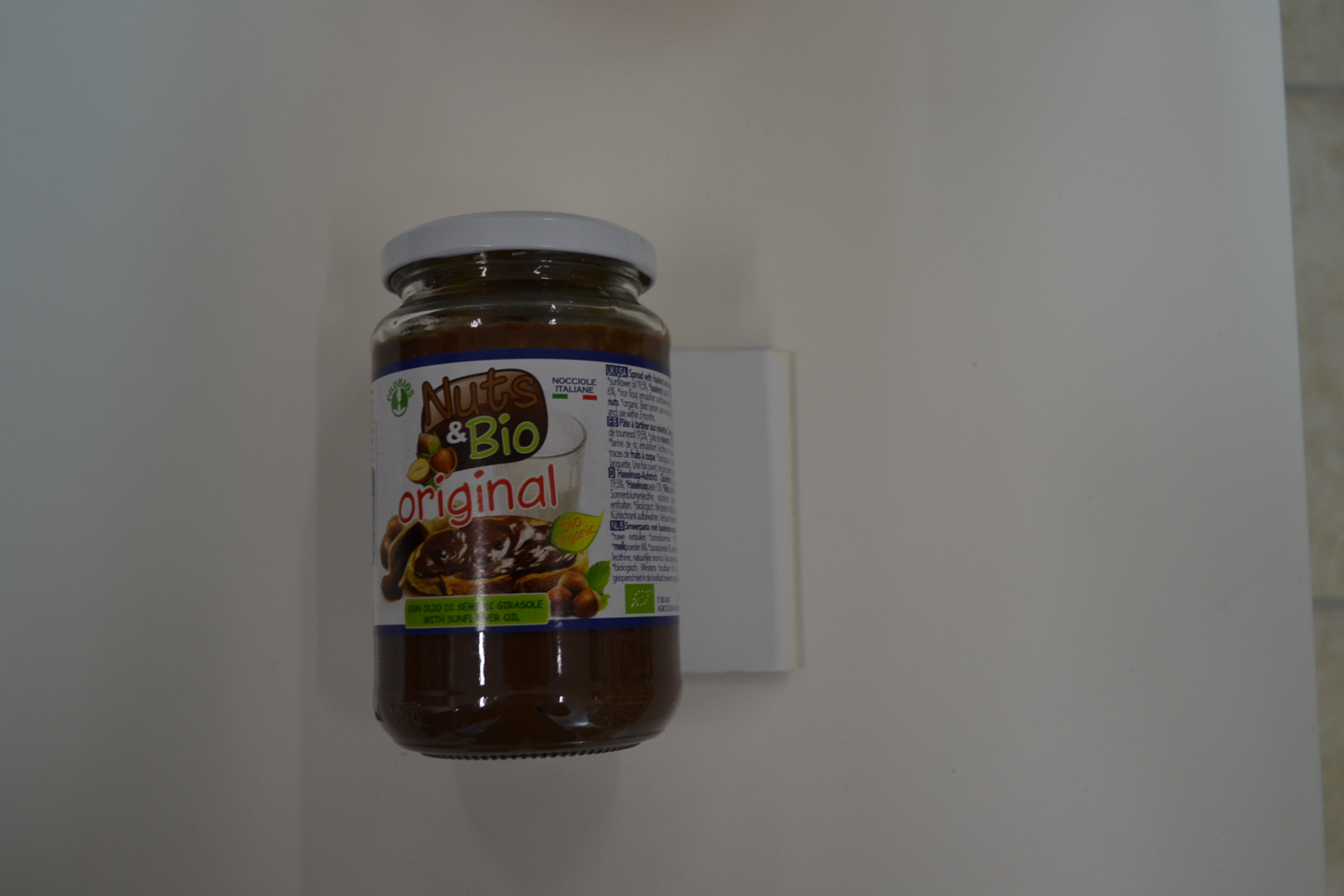 Nutella NUTS & BIO (ORIGINAL) € 7,10