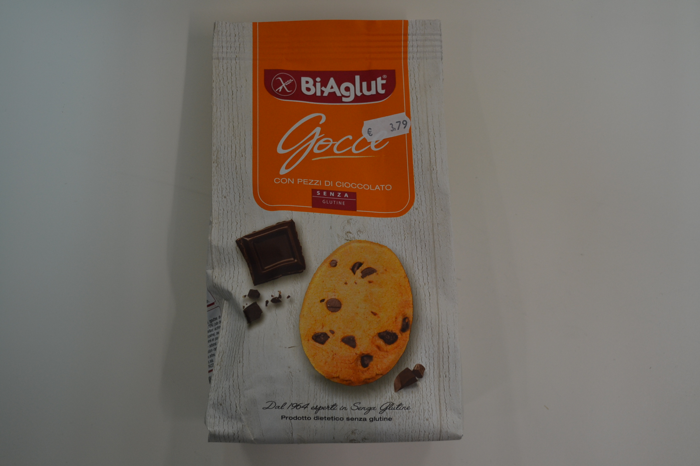 Gocce al cioccolato BIAGLUT