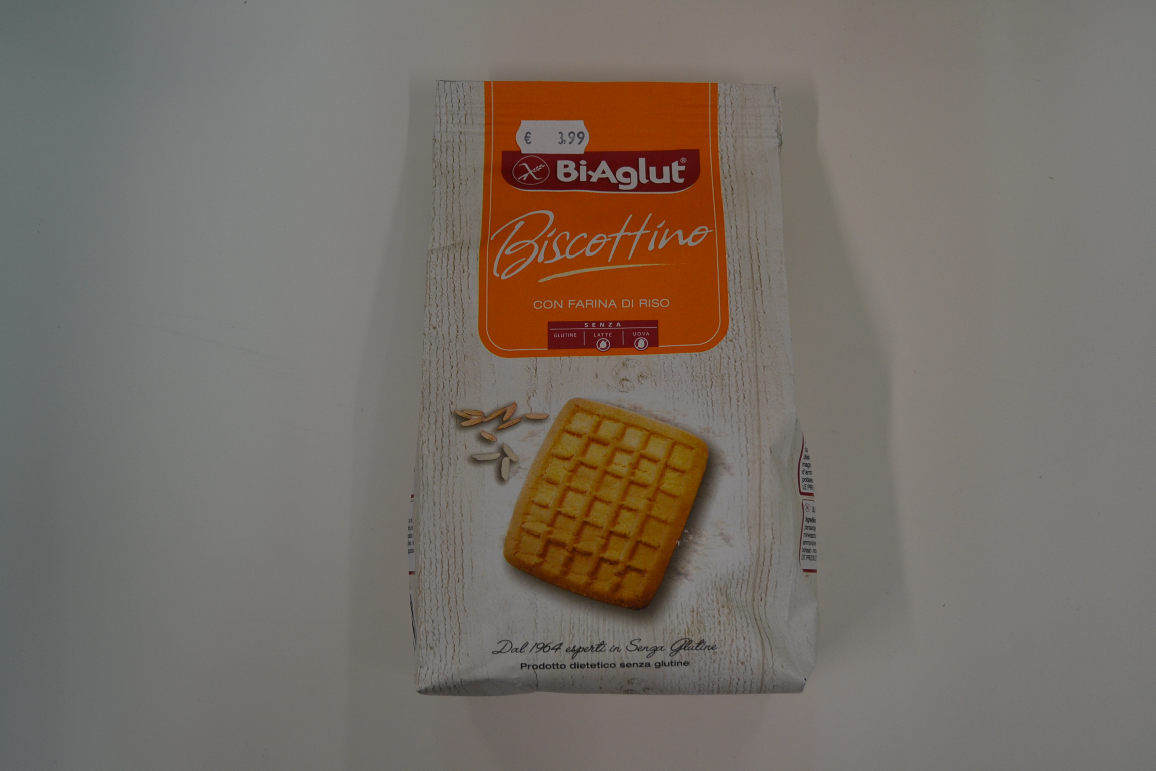 Biscottino con farina di riso BIAGLUT