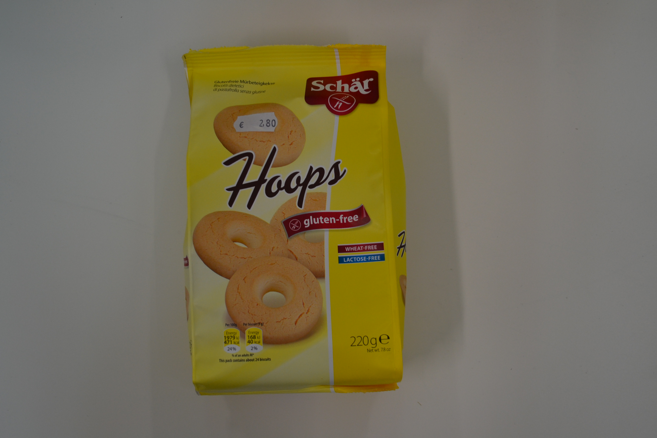 Hoops SCHAR € 2,80