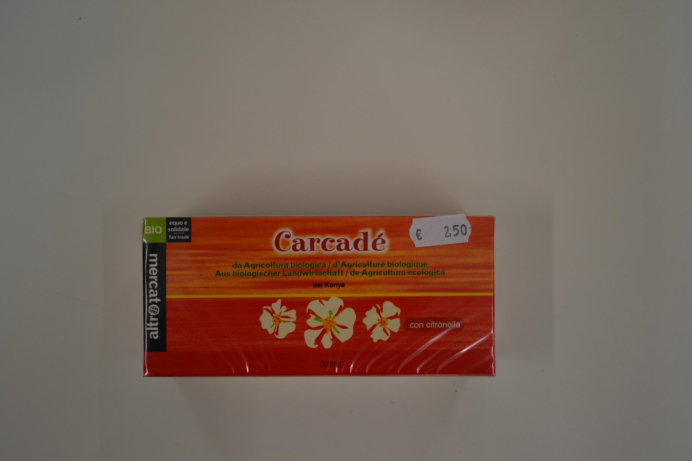 Carcadè ALTROMERCATO € 2,50