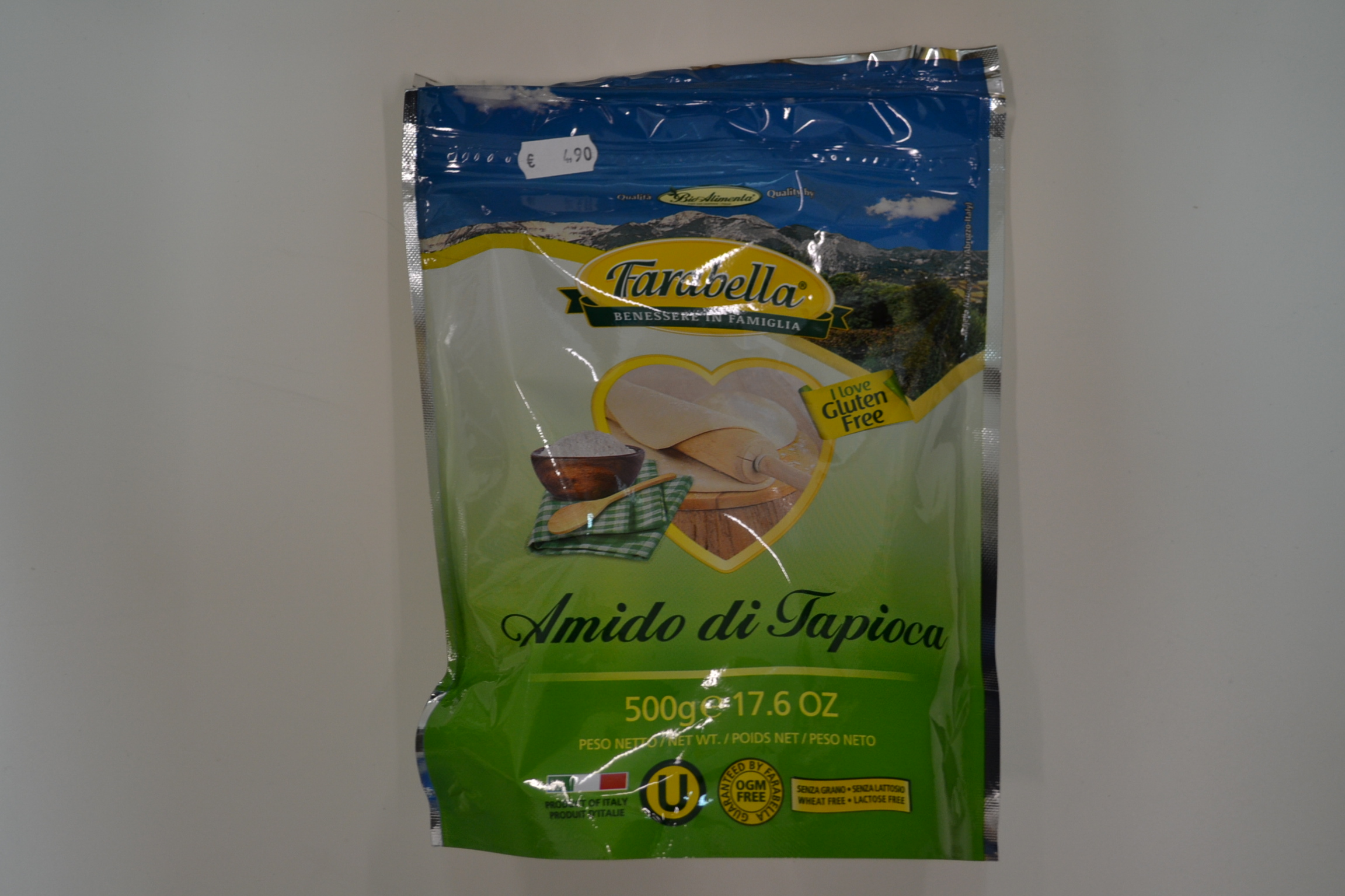 Amido di tapioca FARABELLA € 4,90