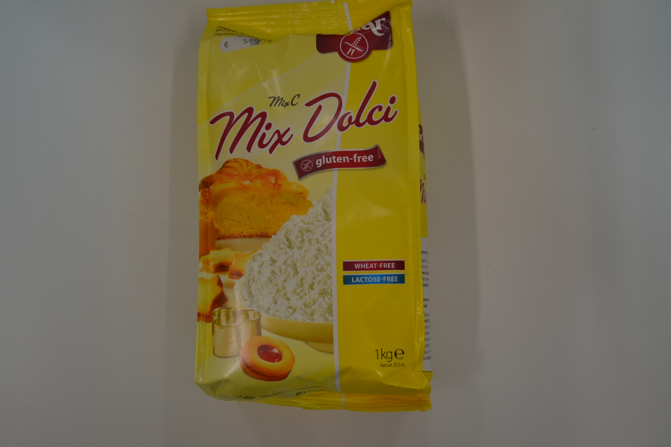 Farina mix dolci SCHAR € 5,00