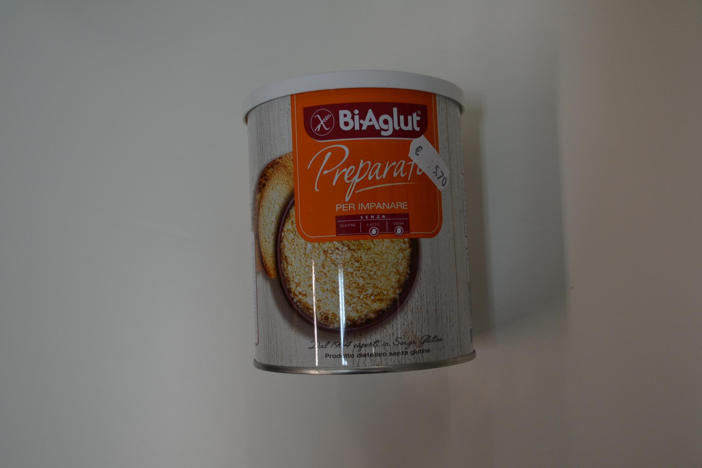 Preparato per impanare BIAGLUT € 5,70