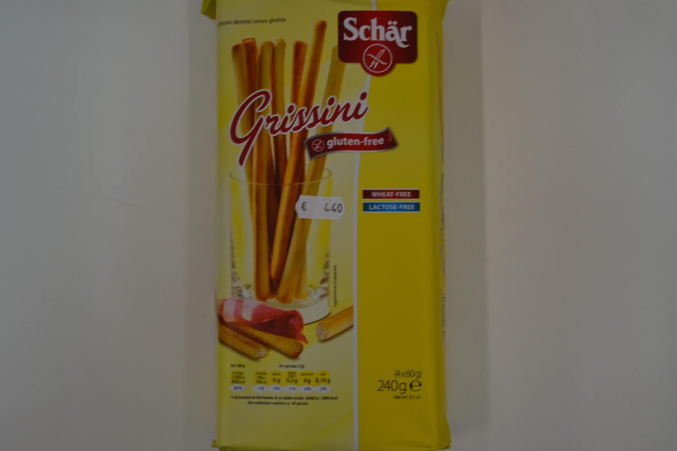 Grissini SCHAR € 4,40