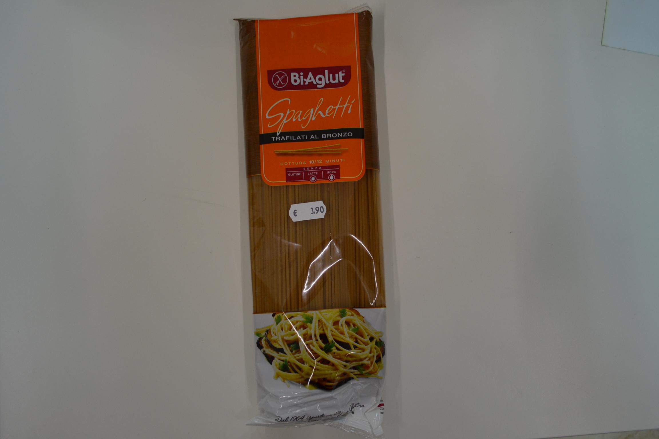 Spaghetti BIAGLUT € 3,90