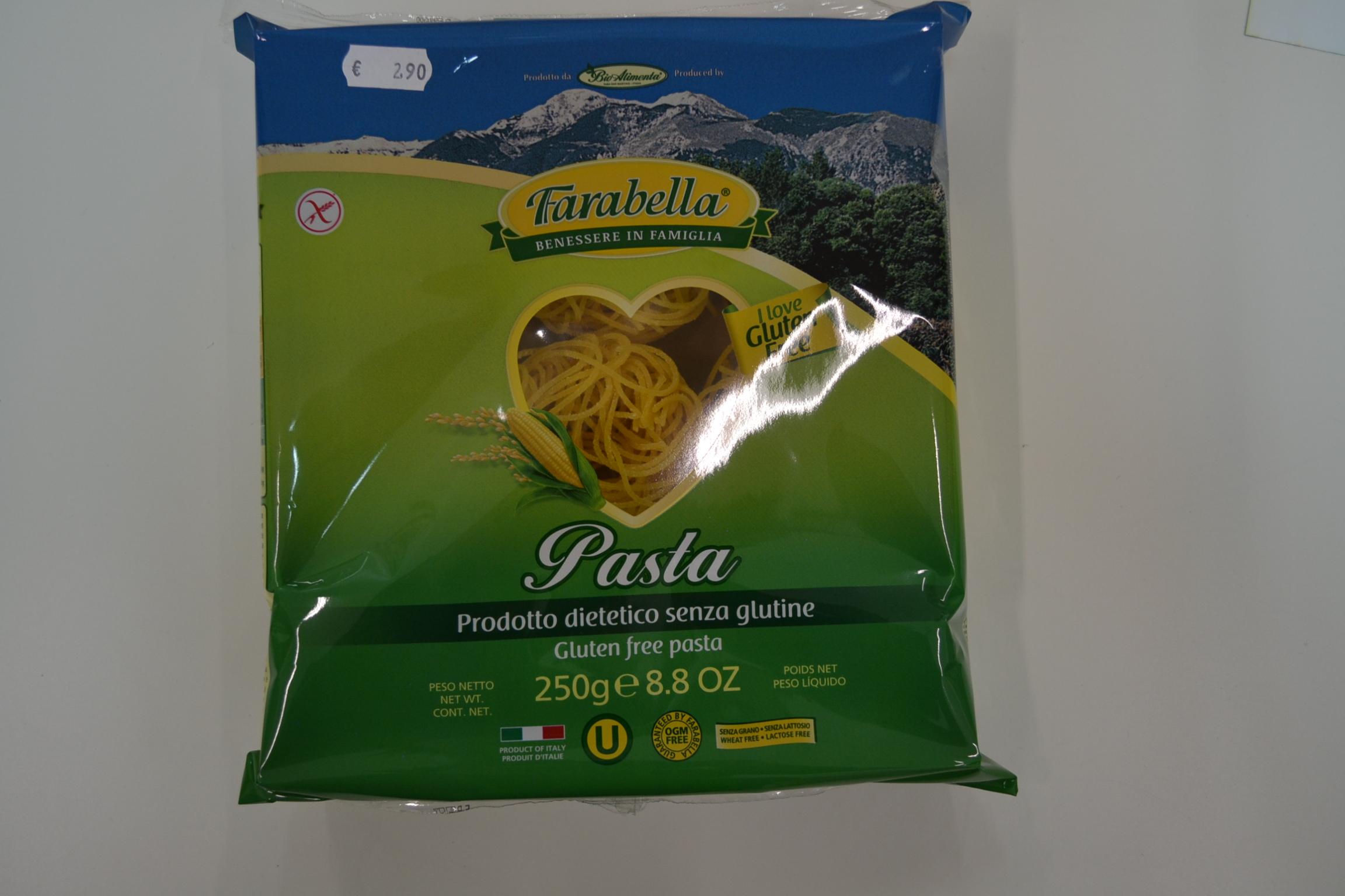 Pasta FARABELLA € 2,90