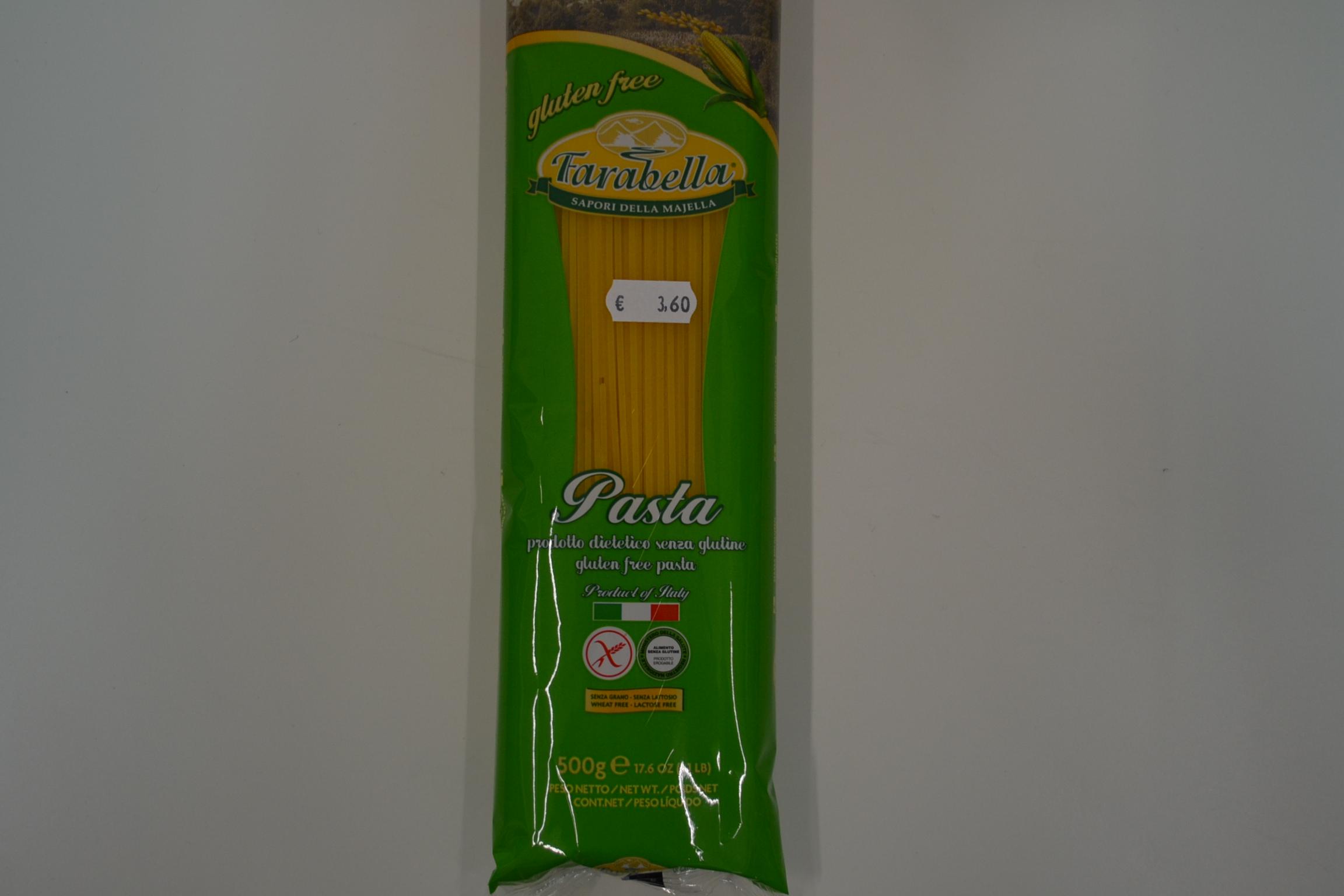 Spaghetti FARABELLA € 3,60