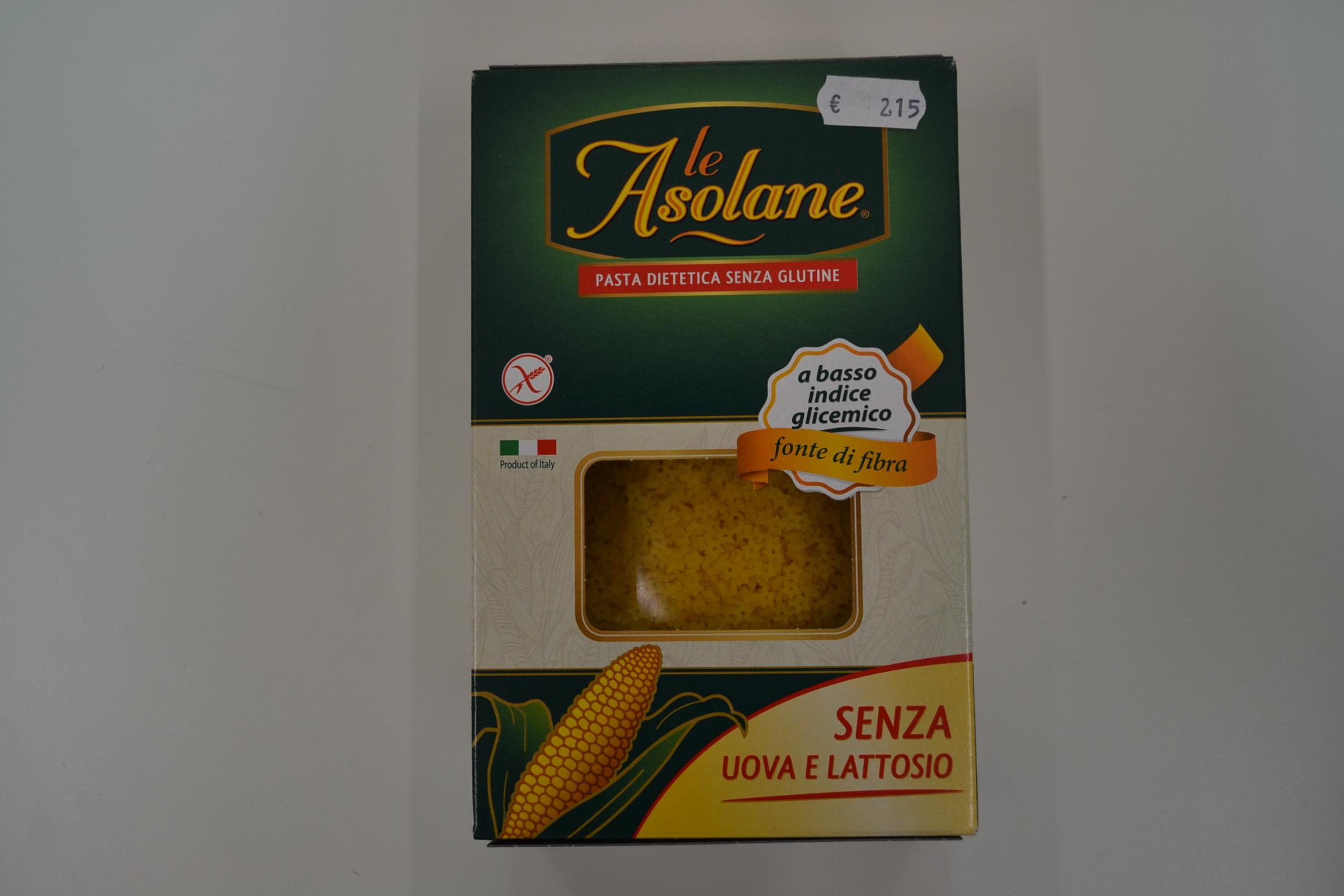 LE ASOLANE (fonte di fibre) € 2,15